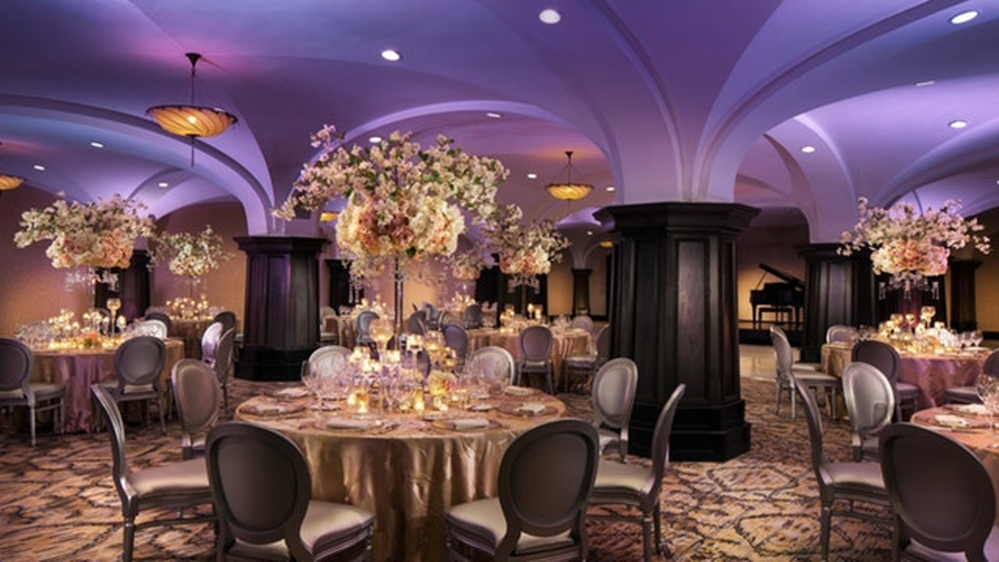 The US Grant hotel ballroom San Diego