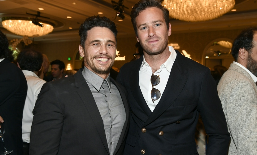 Guests at The BAFTA Los Angeles Tea Party
