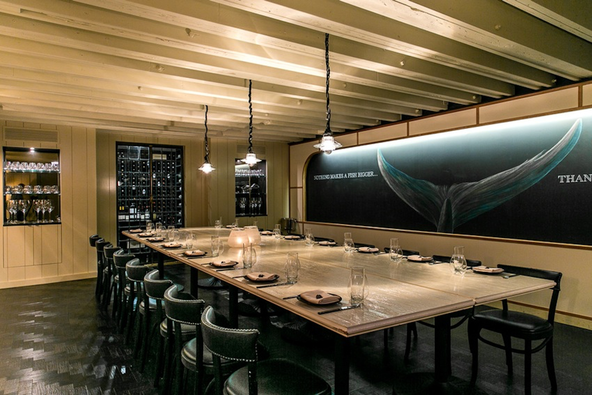 Chicago venues for a wedding rehearsal dinner - GT Fish & Oyster