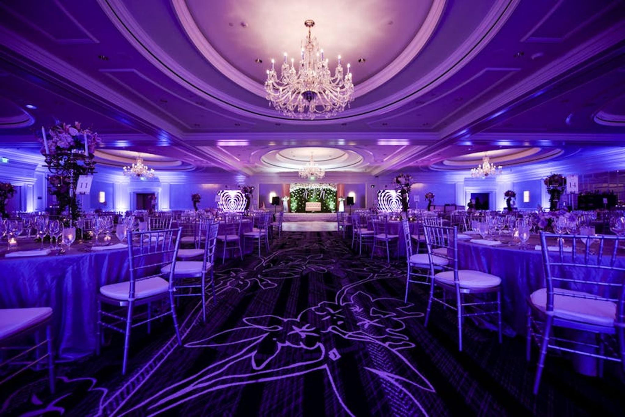 The Ritz-Carlton San Francisco ballroom