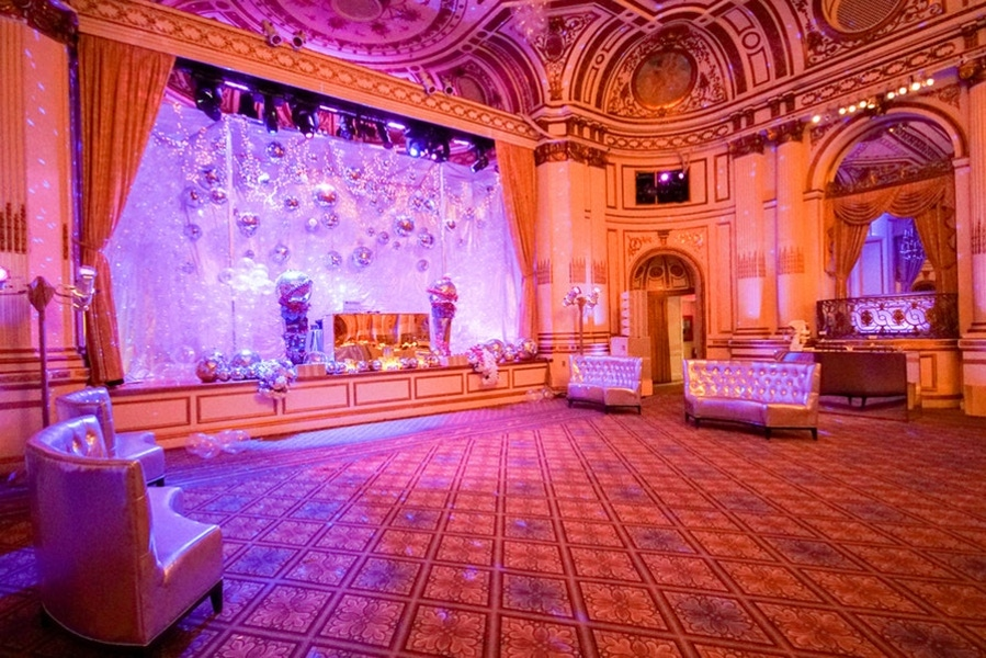 The Plaza New York party venue