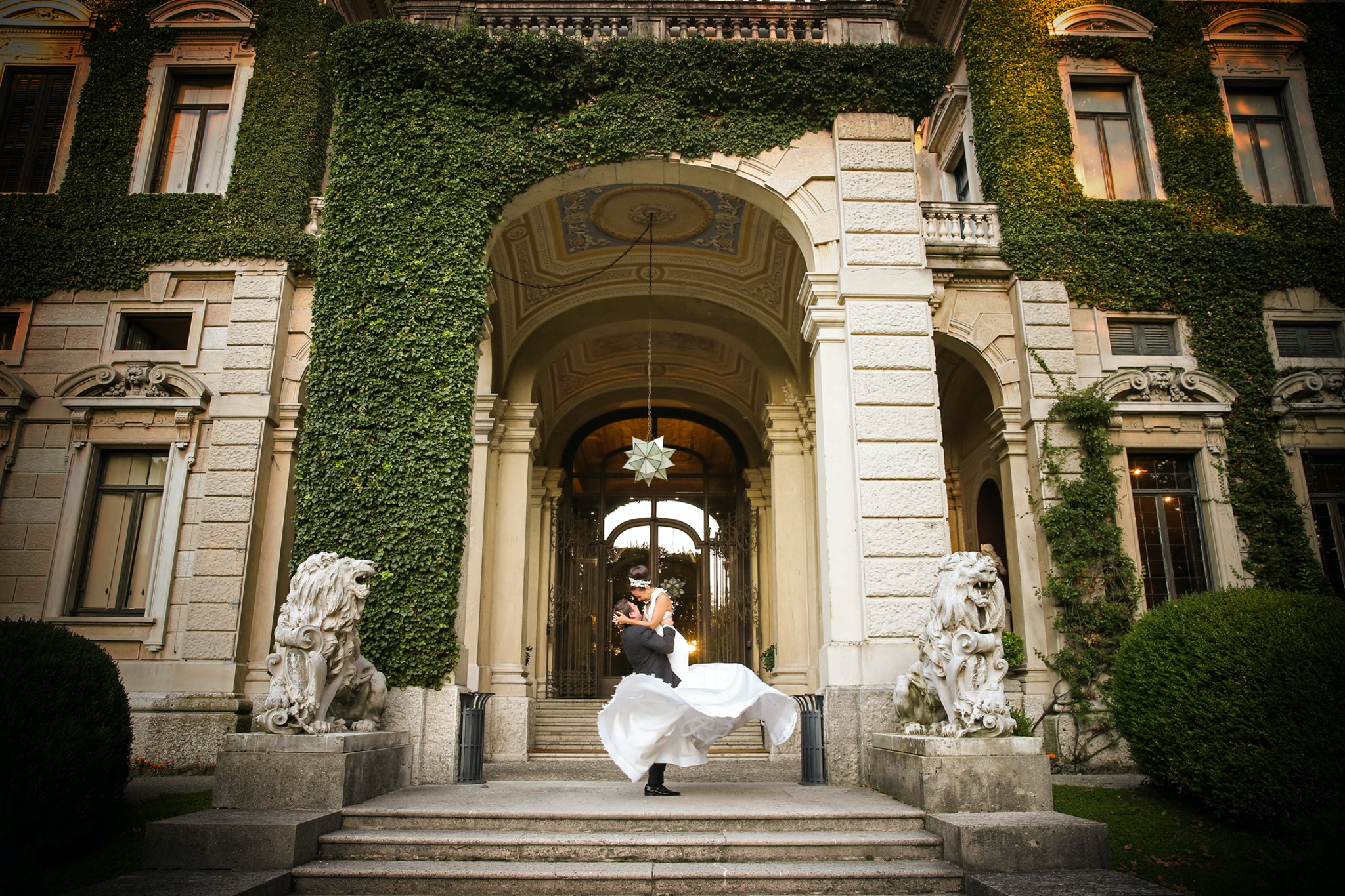 Grand Hotel Imperial Lake Como Wedding