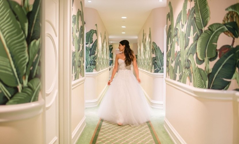 beverly hills hotel wedding