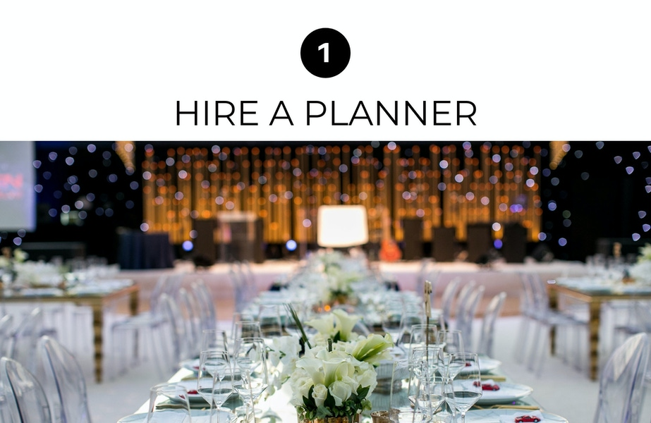 hire a planner