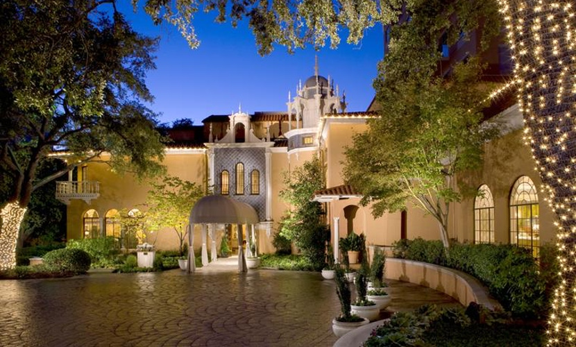 Rosewood Mansion Turtle Creek Dallas_outside