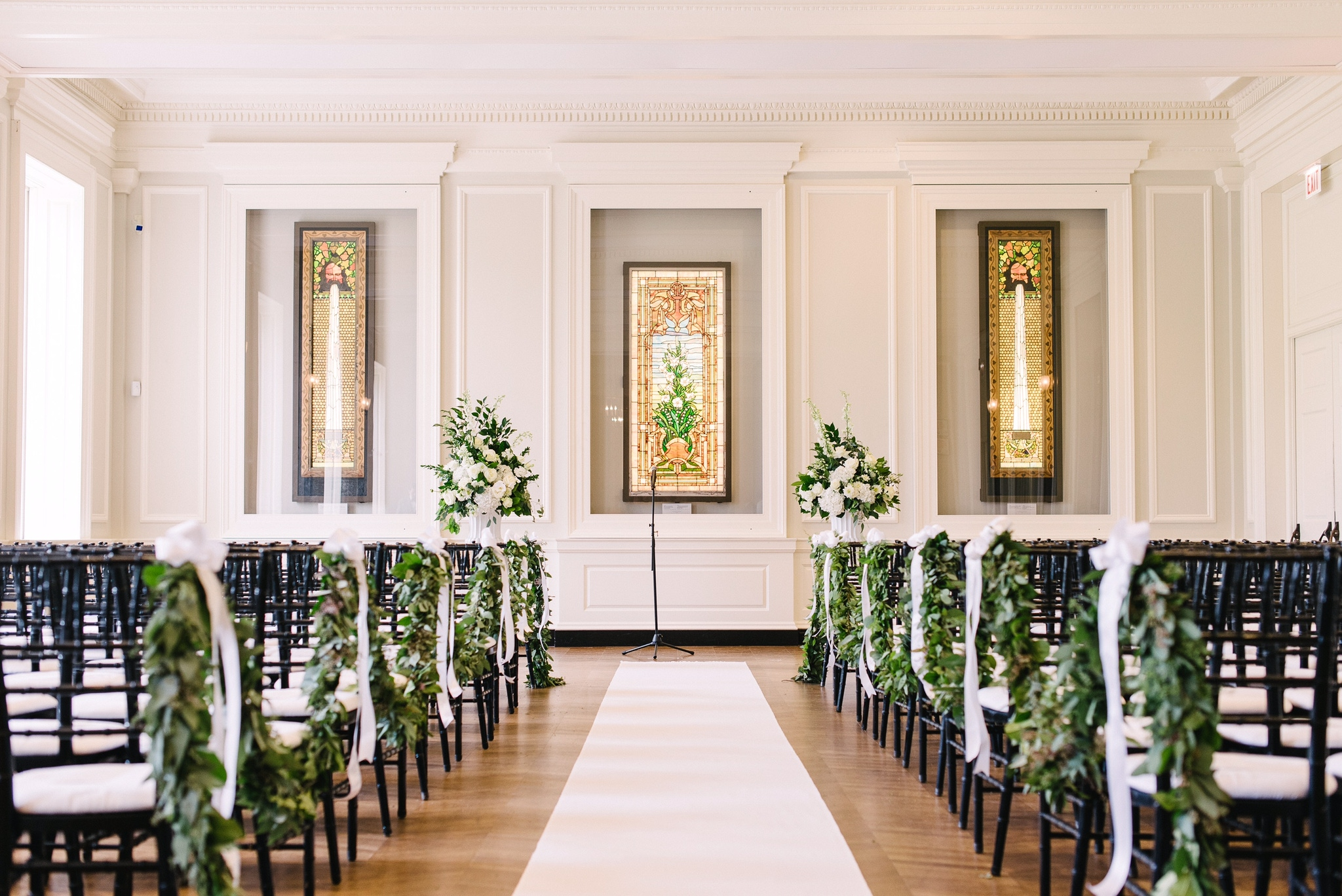 Wedding Aisle Ideas - Chicago History Museum