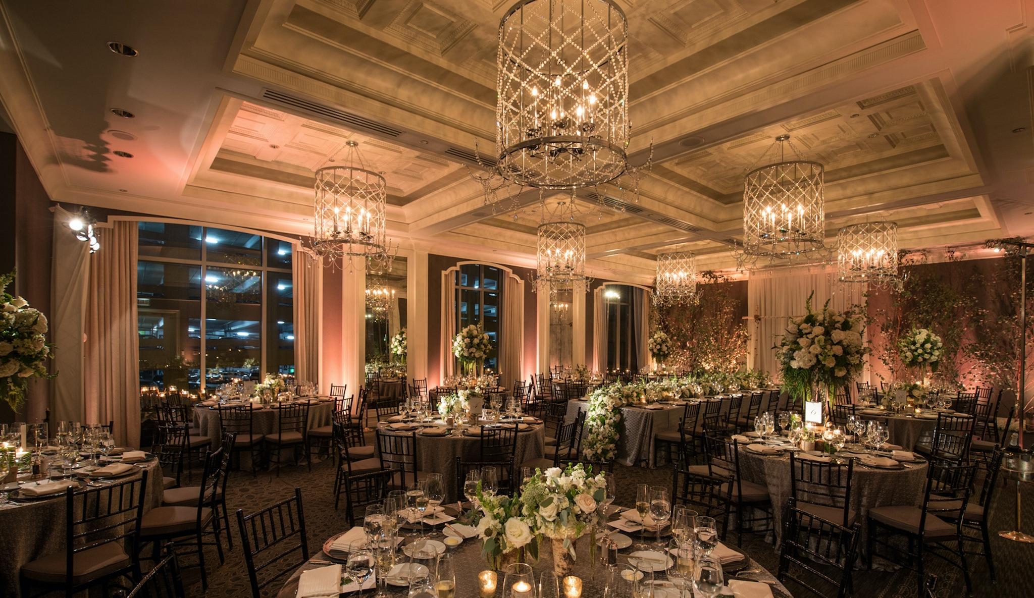 Best ballroom transformations - WALDORF ASTORIA CHICAGO HOTEL