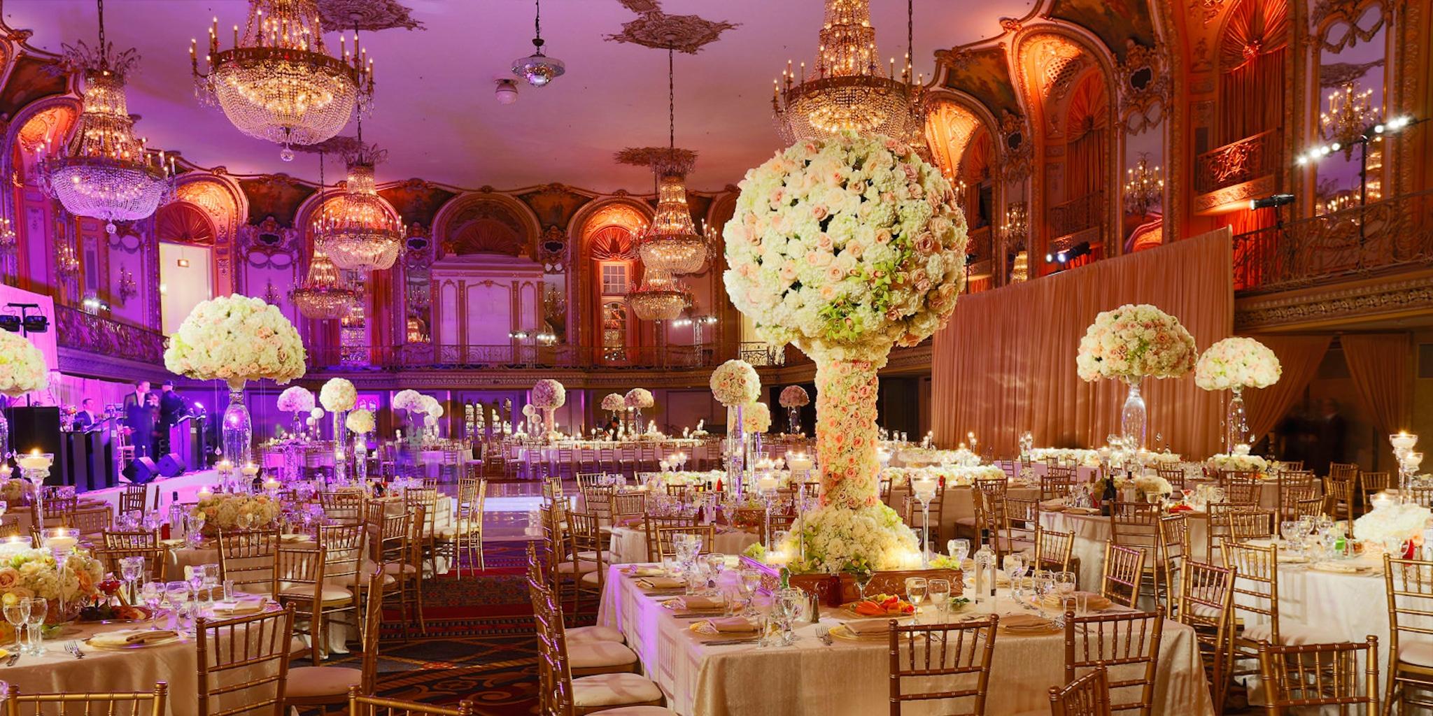 Best Chicago ballrooms - HILTON CHICAGO