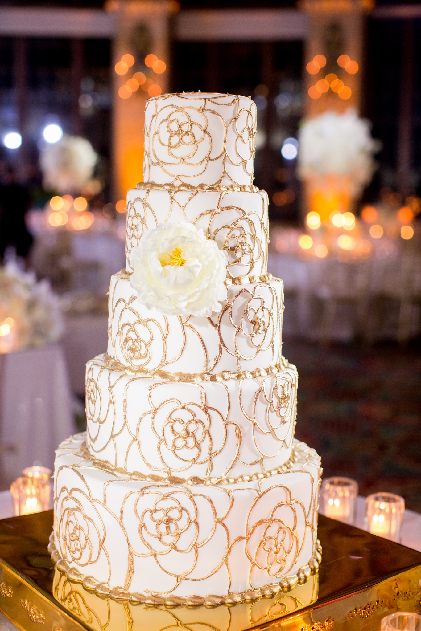14 Stunning Wedding Cake Ideas You Need For Your Celebration Partyslate