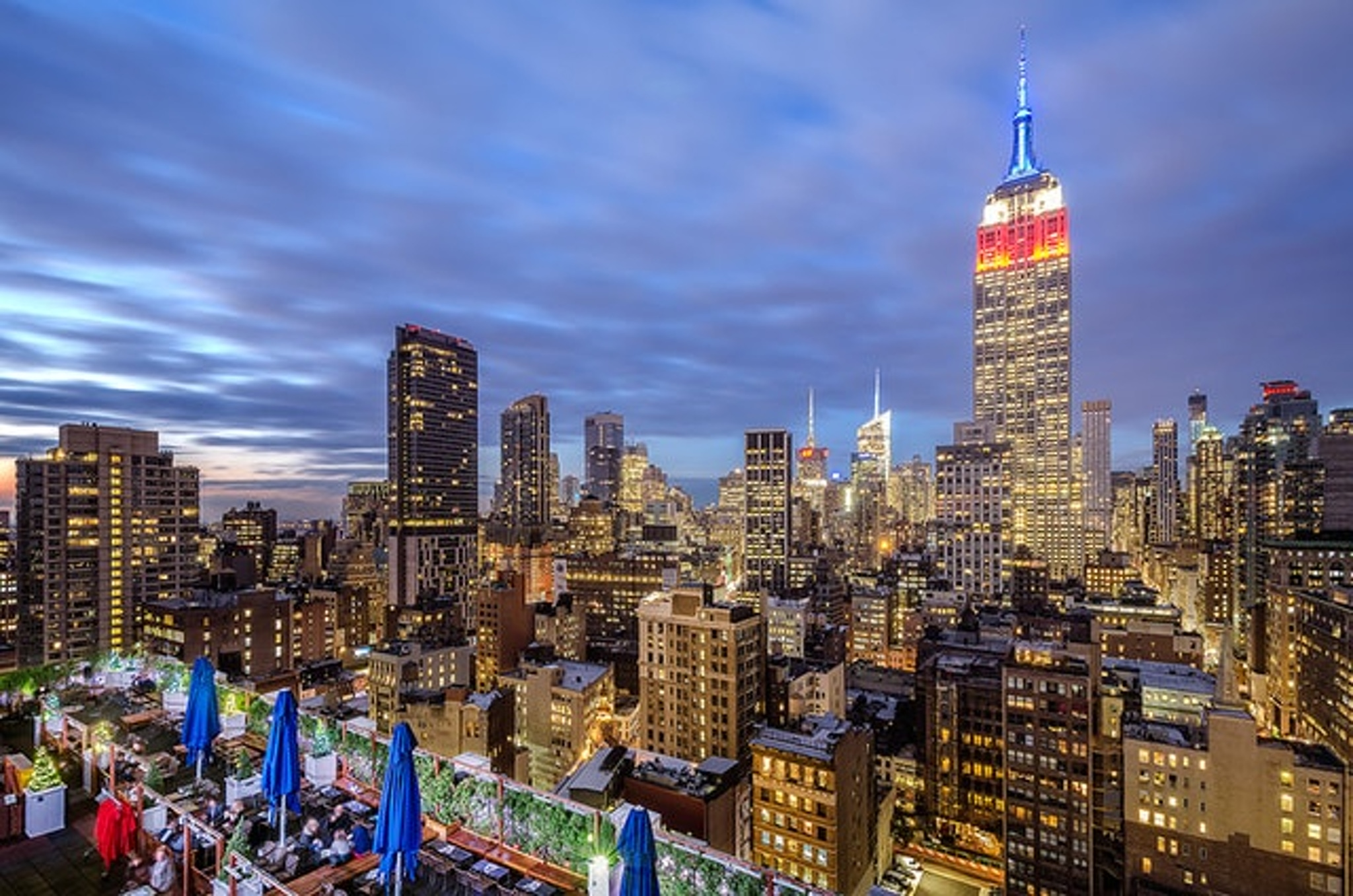 230 Fifth city view