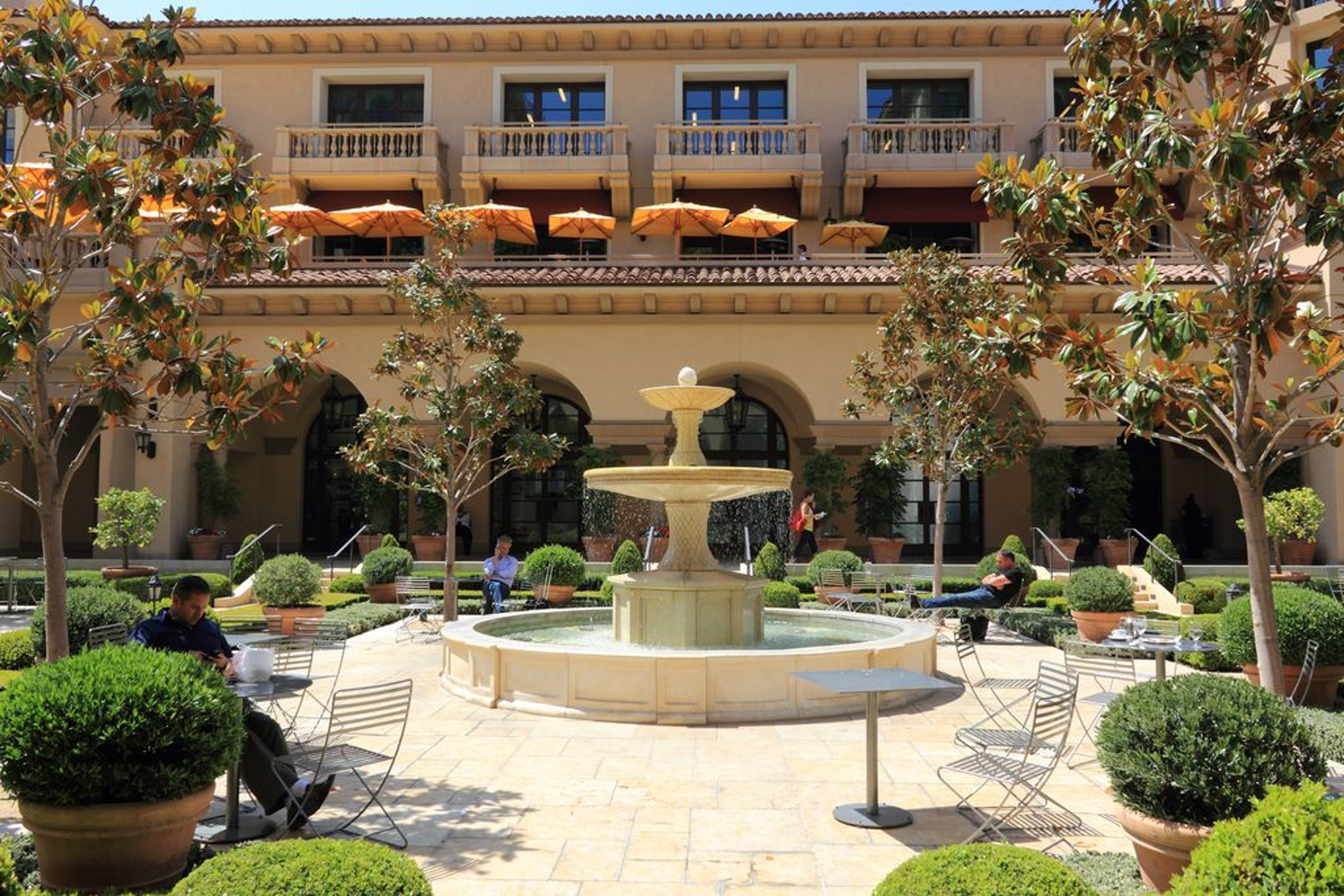 Beverly Canon Gardens at the Montage Beverly Hills