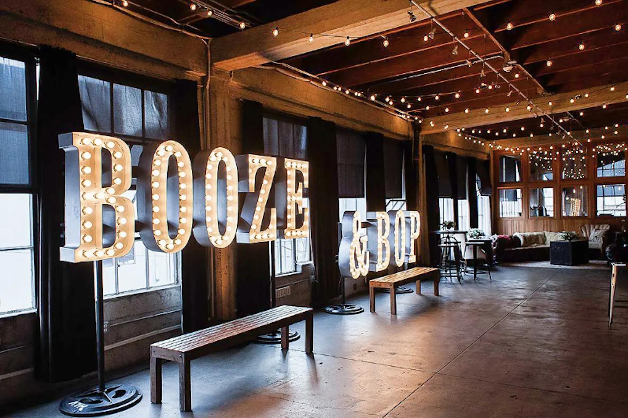 The Box SF Bay Area venue