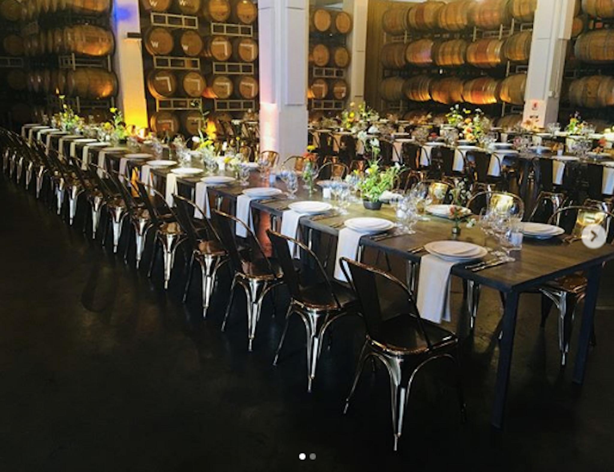 Dogpatch WineWorks Bay Area venue
