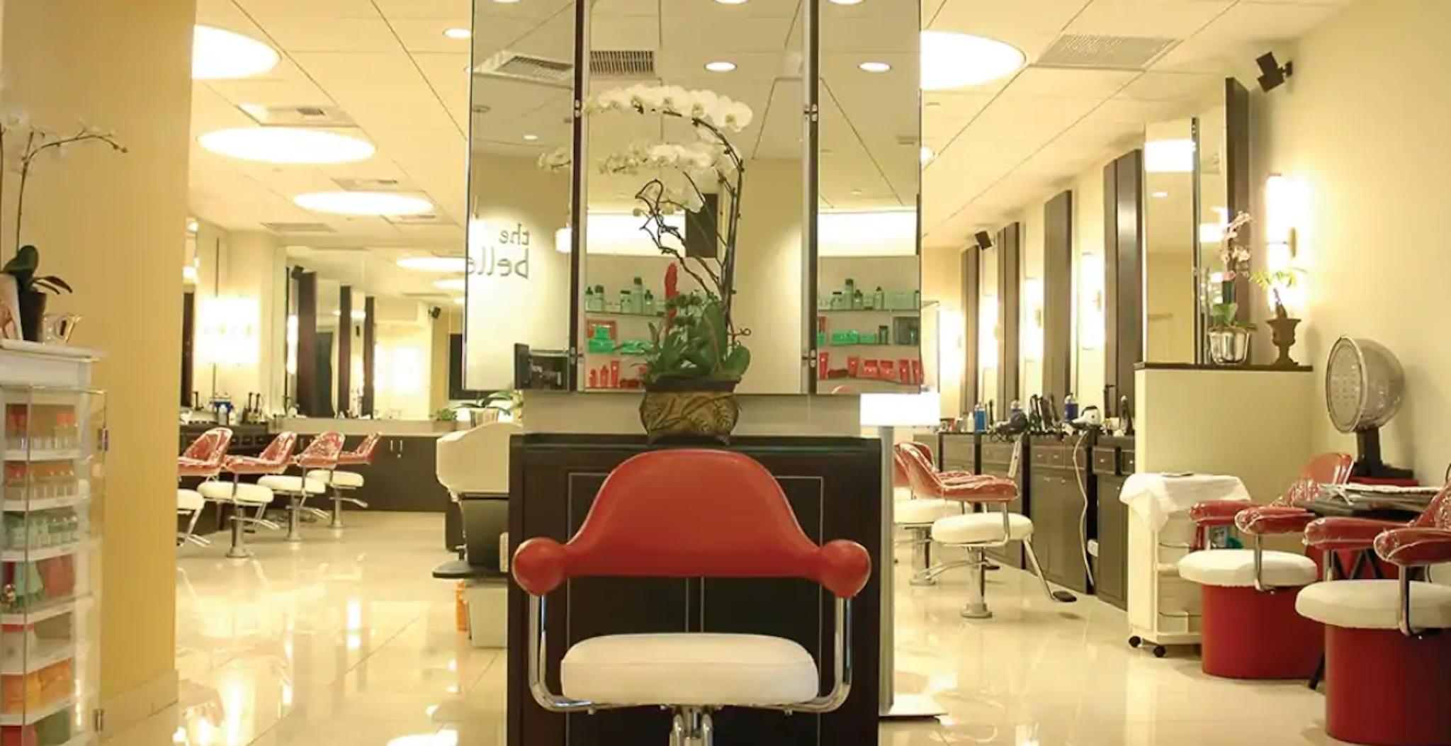 Bellezza Salon, The Beverly Hilton
