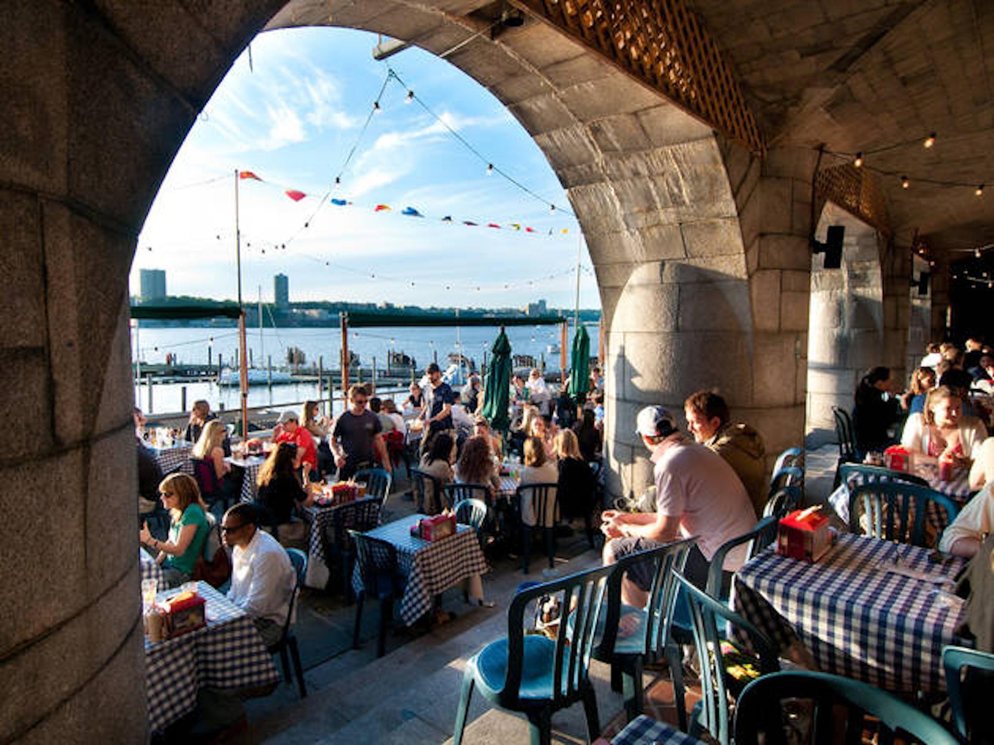 Boat Basin Café NYC