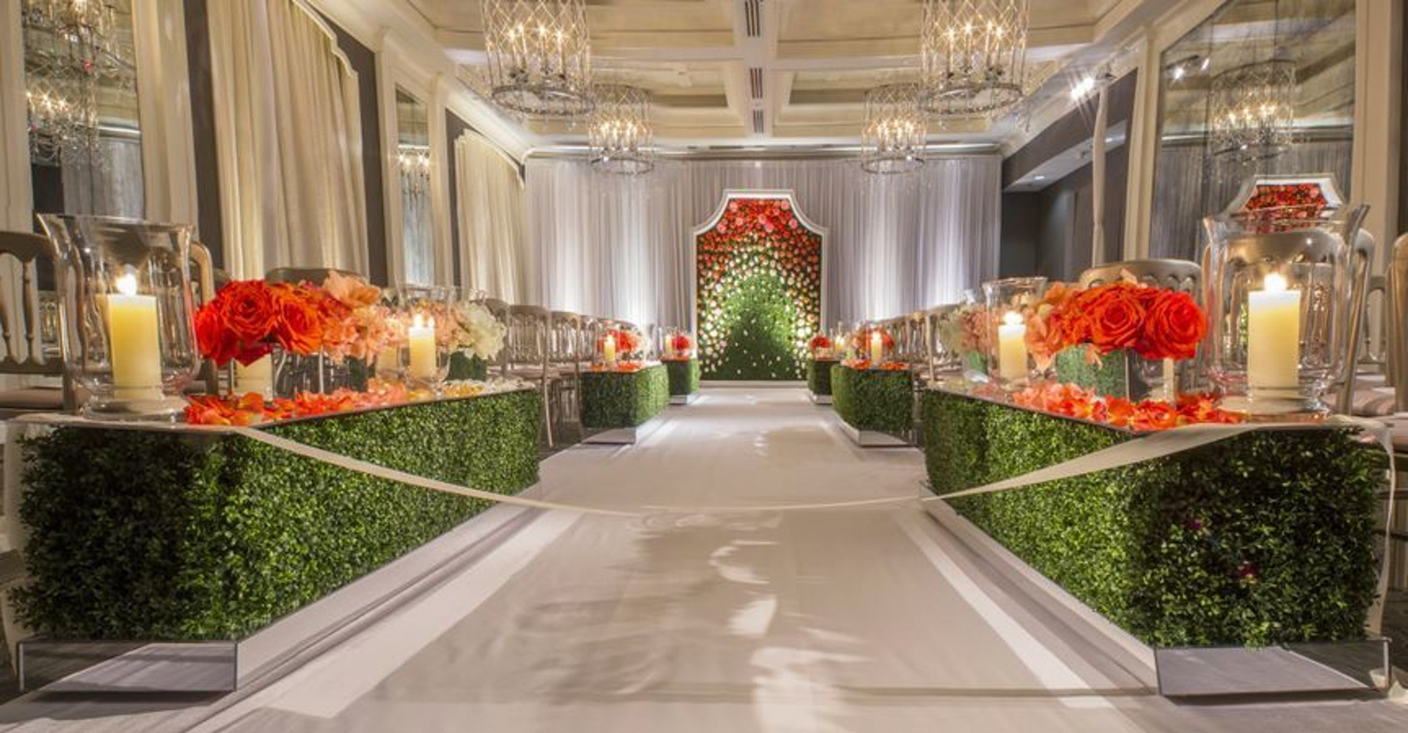 Astor Ballroom at the Waldorf Astoria Beverly Hills