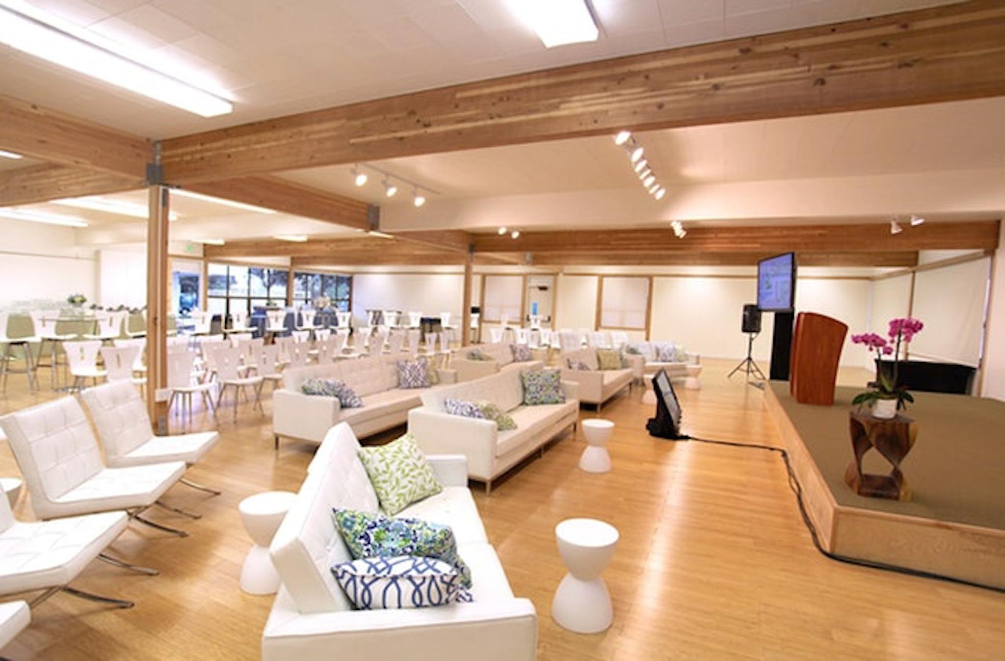 Center by Design San Francisco venue