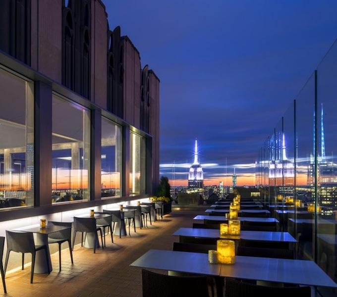 Bar SixtyFive New York City