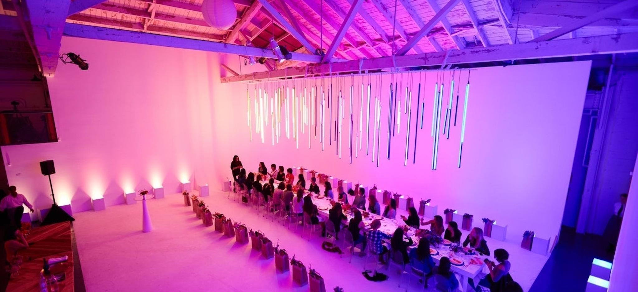 Capitol Art Bay Area party venue