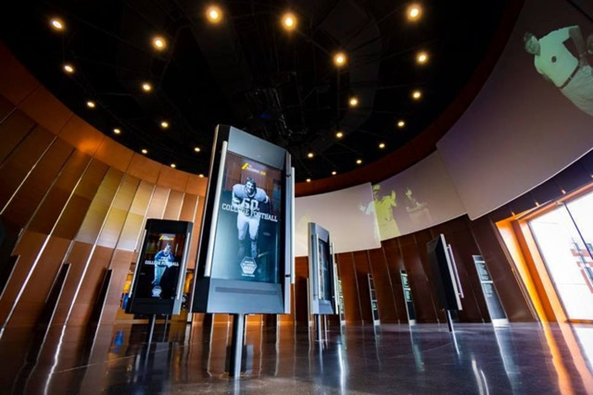 College Football Hall of Fame Atlanta