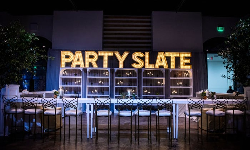 PartySlate Houston launch party