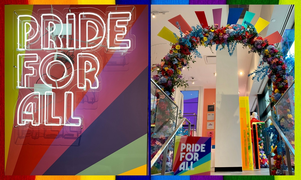 Rainbow Pride For All
