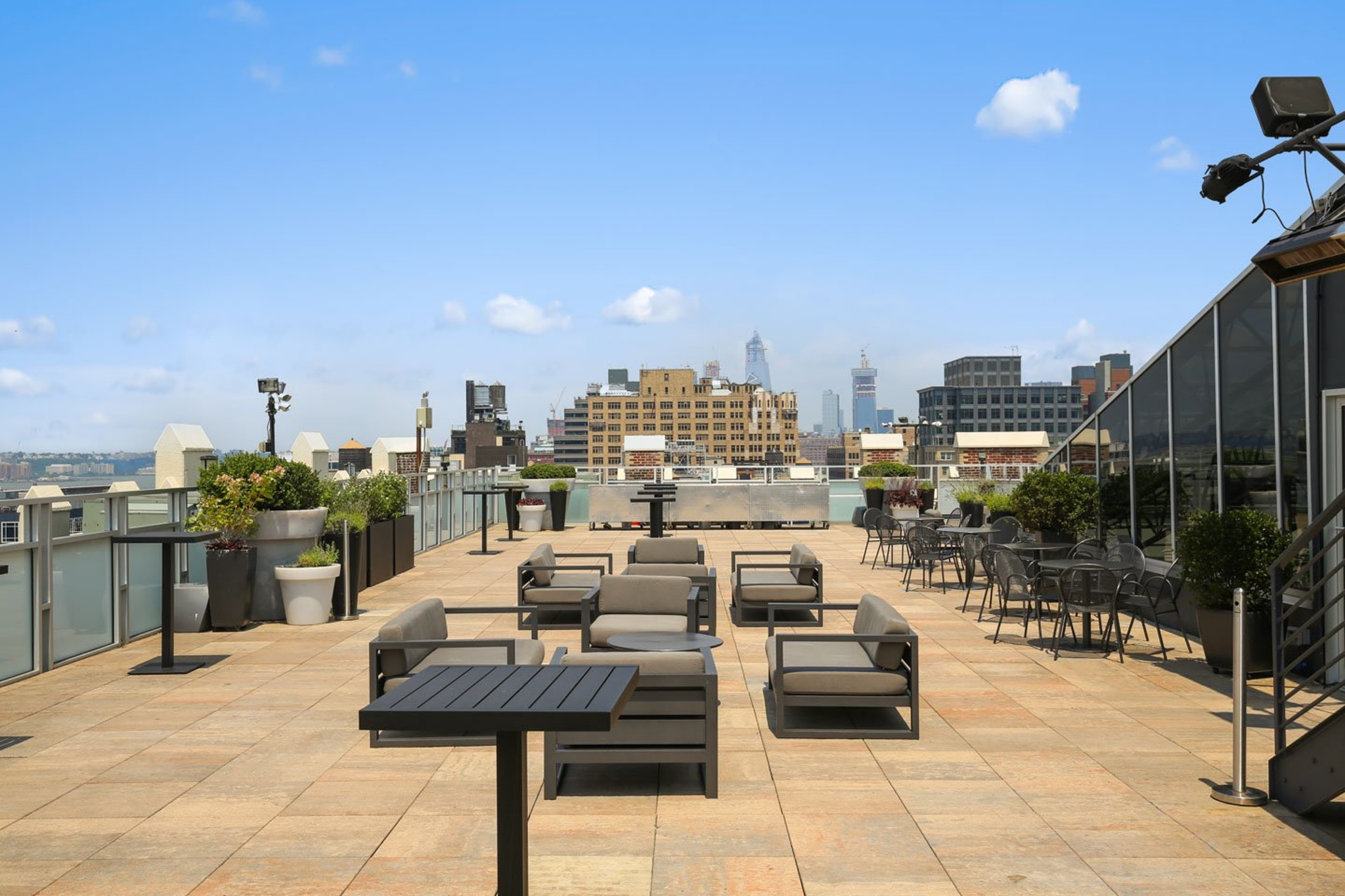 Tribeca Rooftop NYC