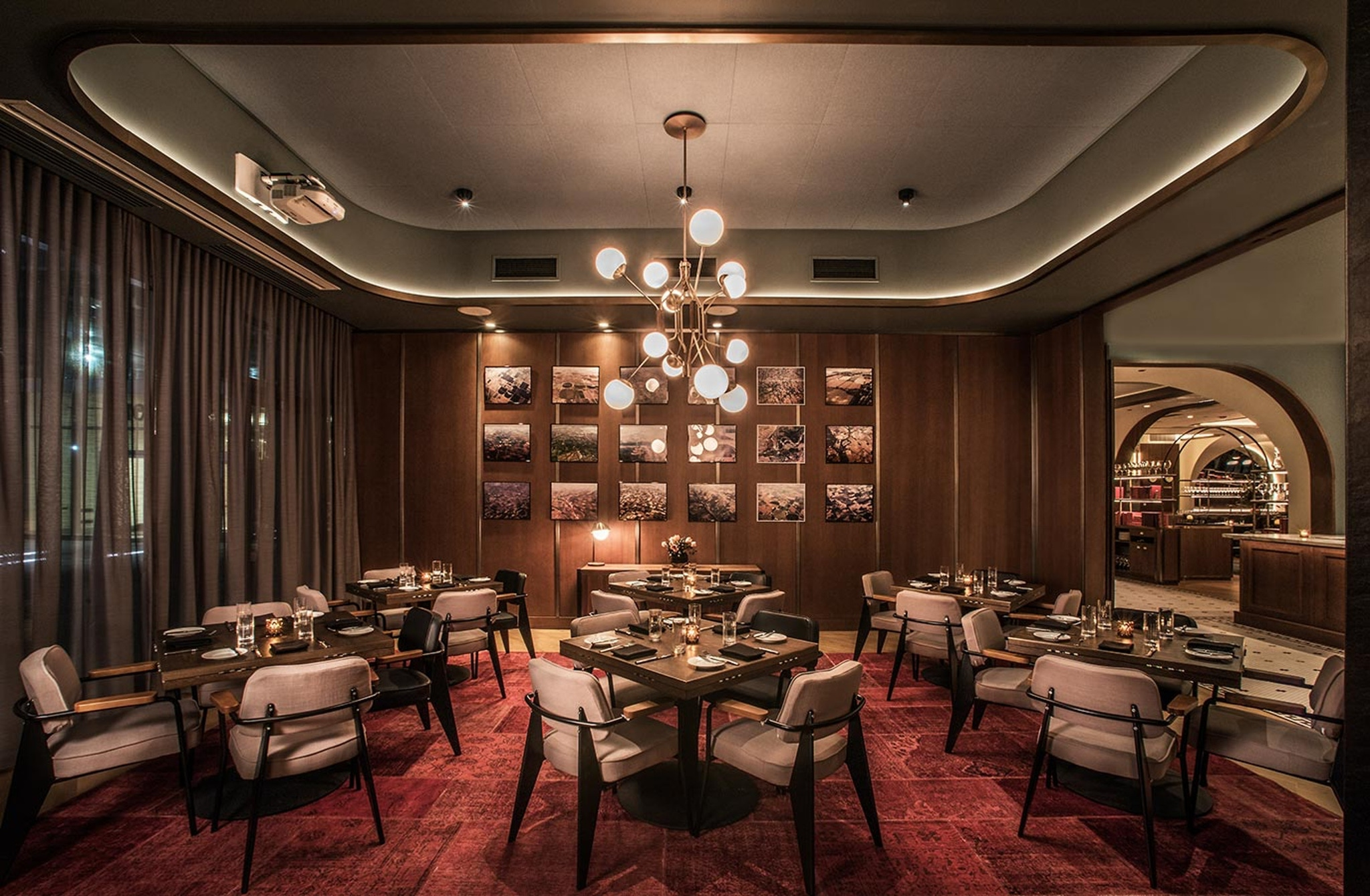 Private Dining Room at Swift & Sons Chicago venue