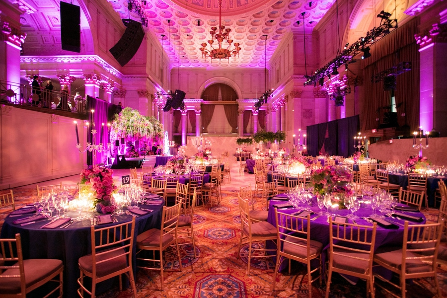 Cipriani Wall Street NYC wedding