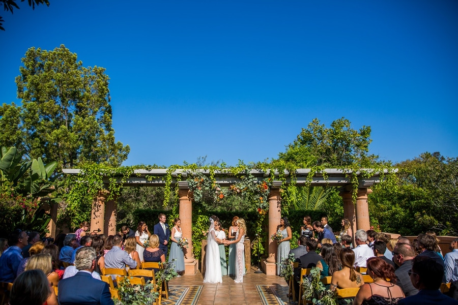 Thomas Bui Lifestyle outdoor wedding
