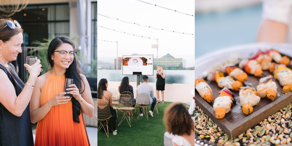 PartySlate's LA Exclusive Summer Dinner Party