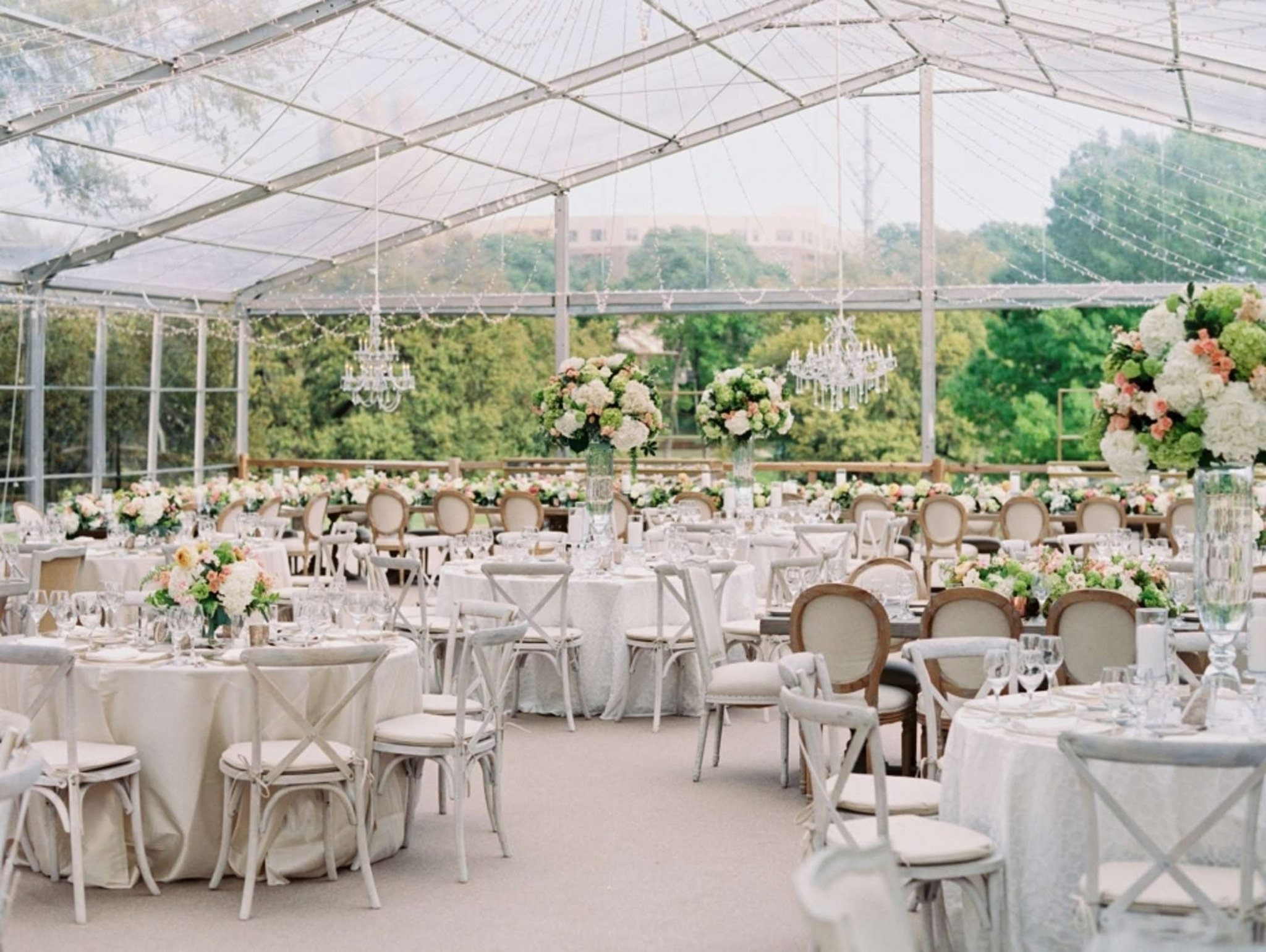 greenhouse event space