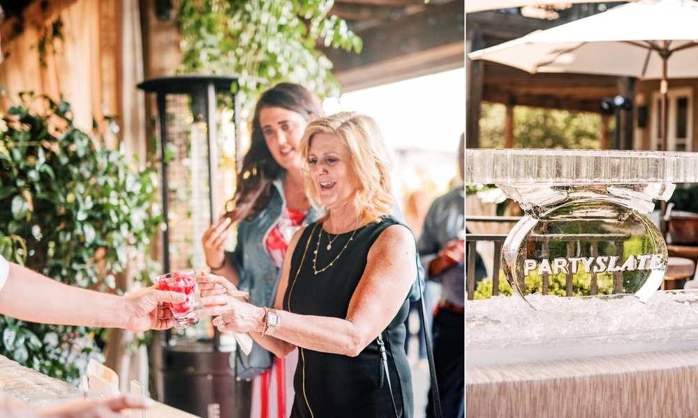 PartySlate's Wine Country Launch