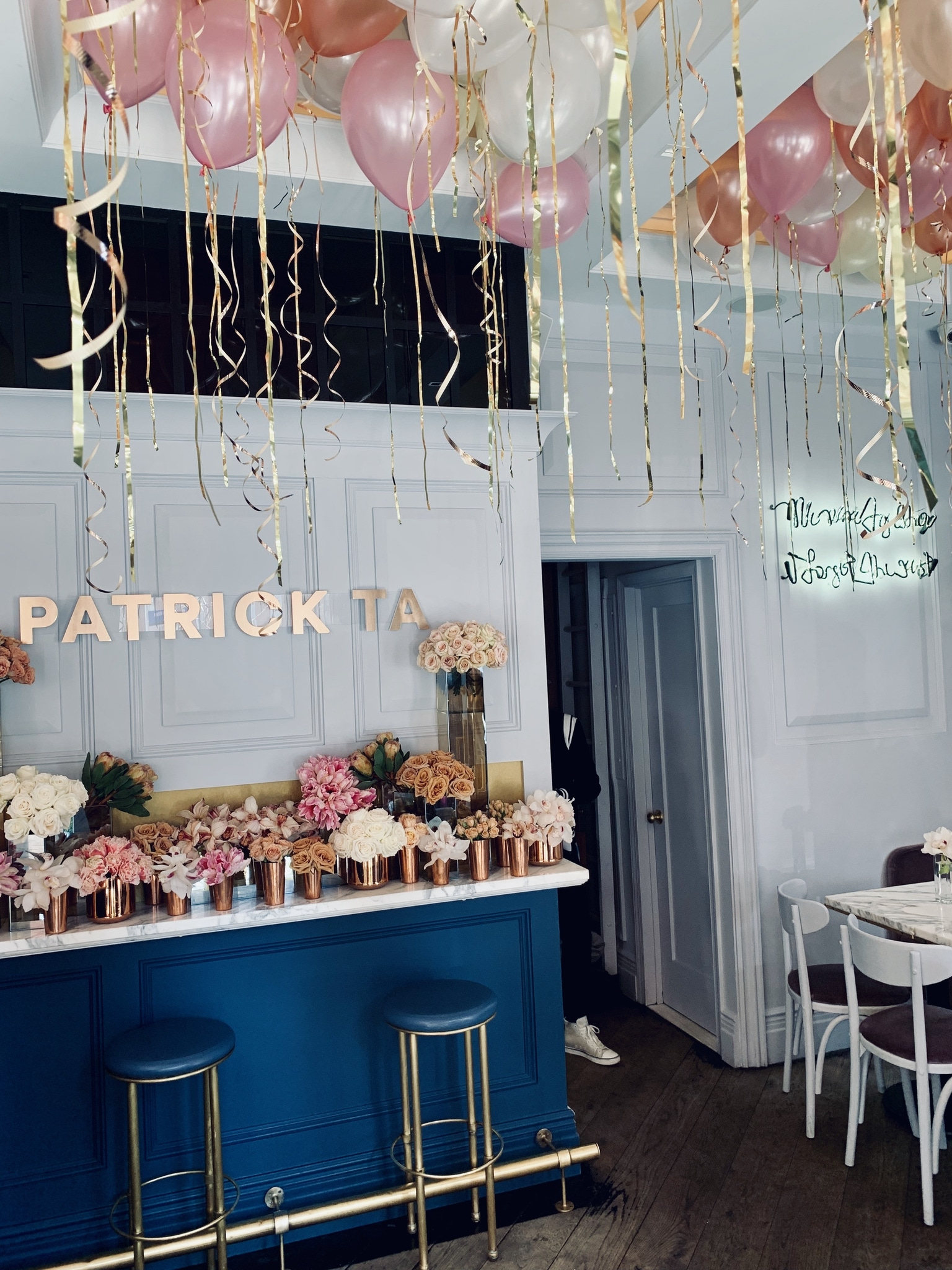 patrick ta makeup launch