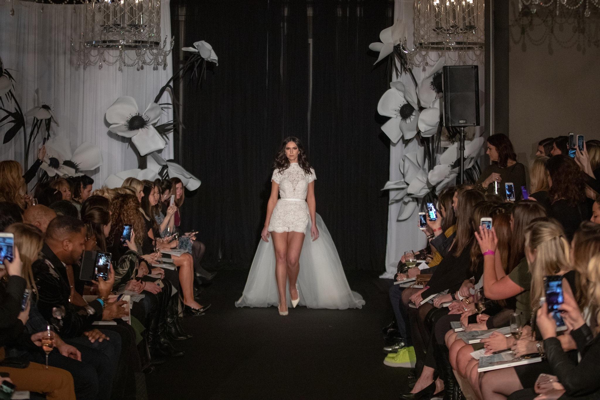 Blooming Bridal Backdrop