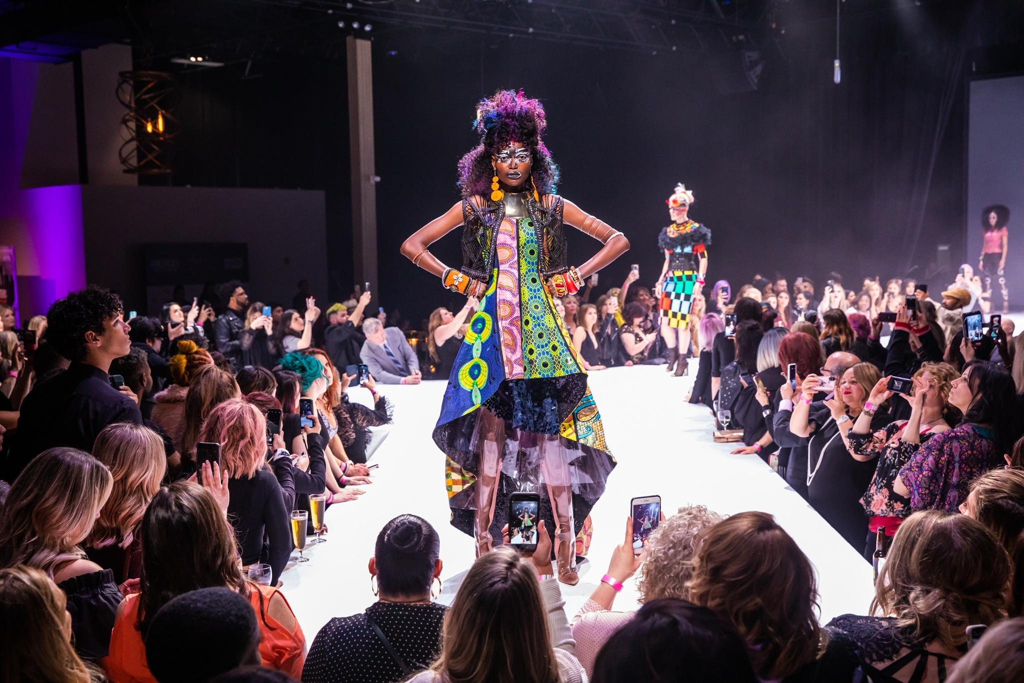 non profit fashion show