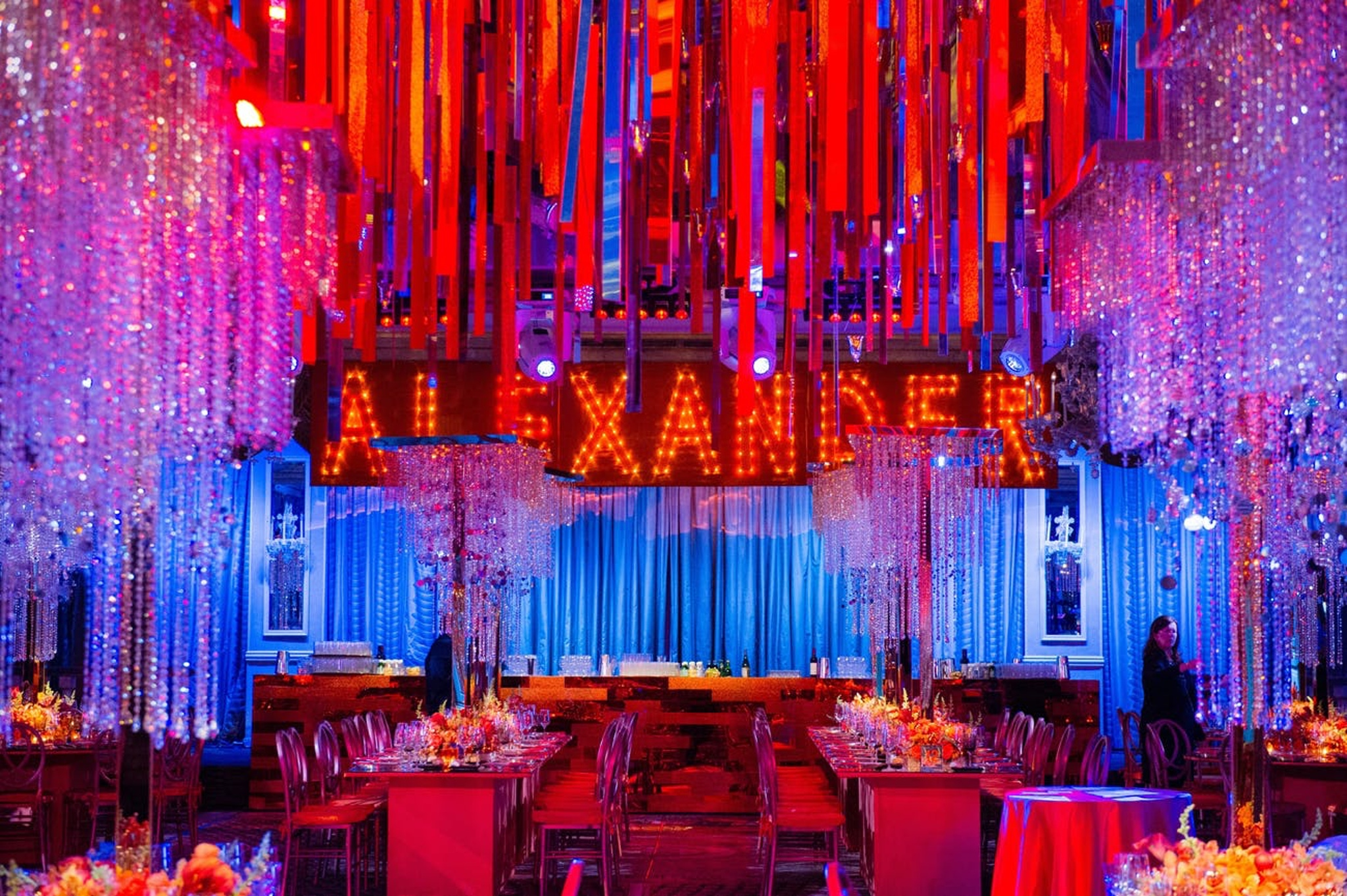 personalized mitzvah venue