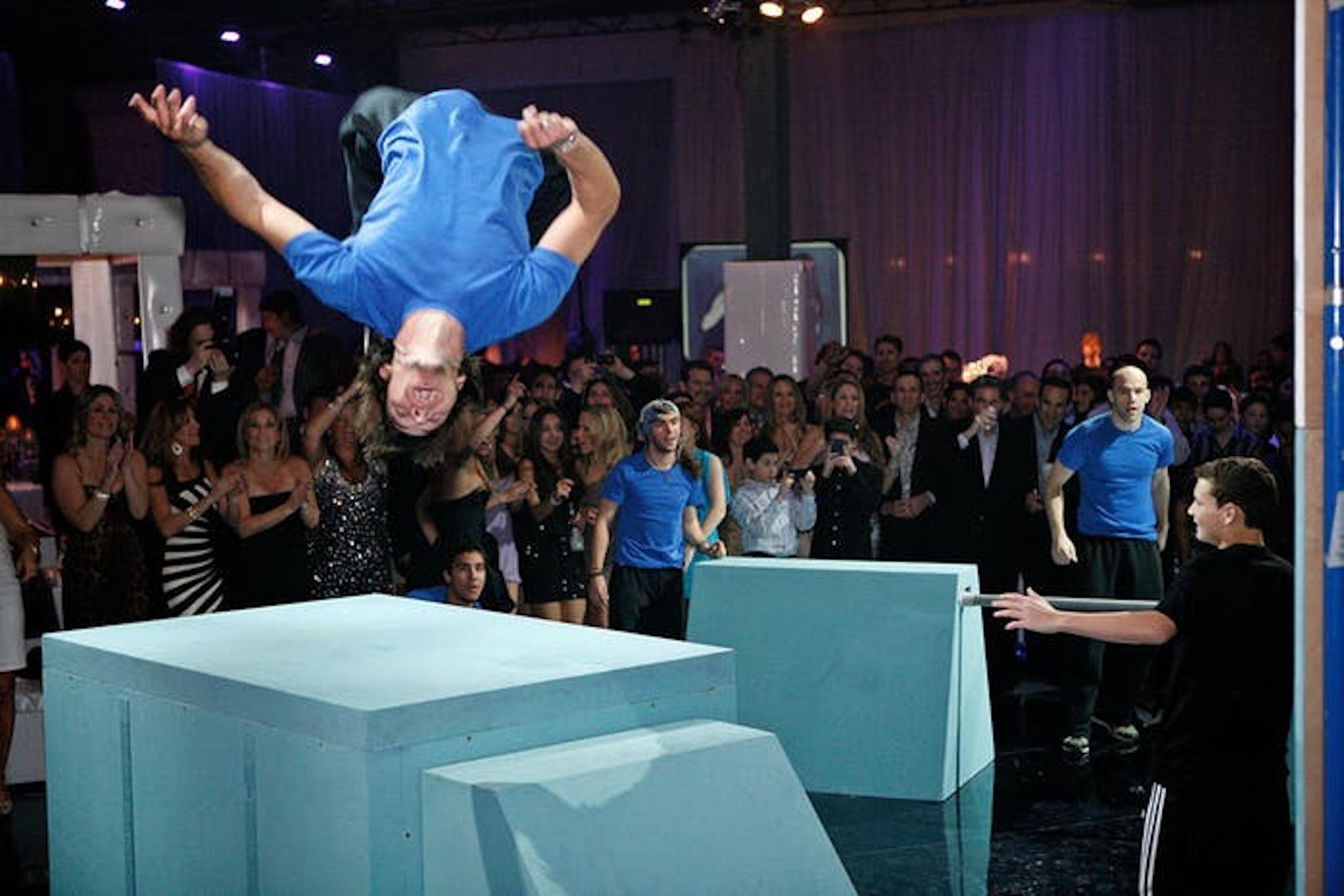 mitzvah entertainment