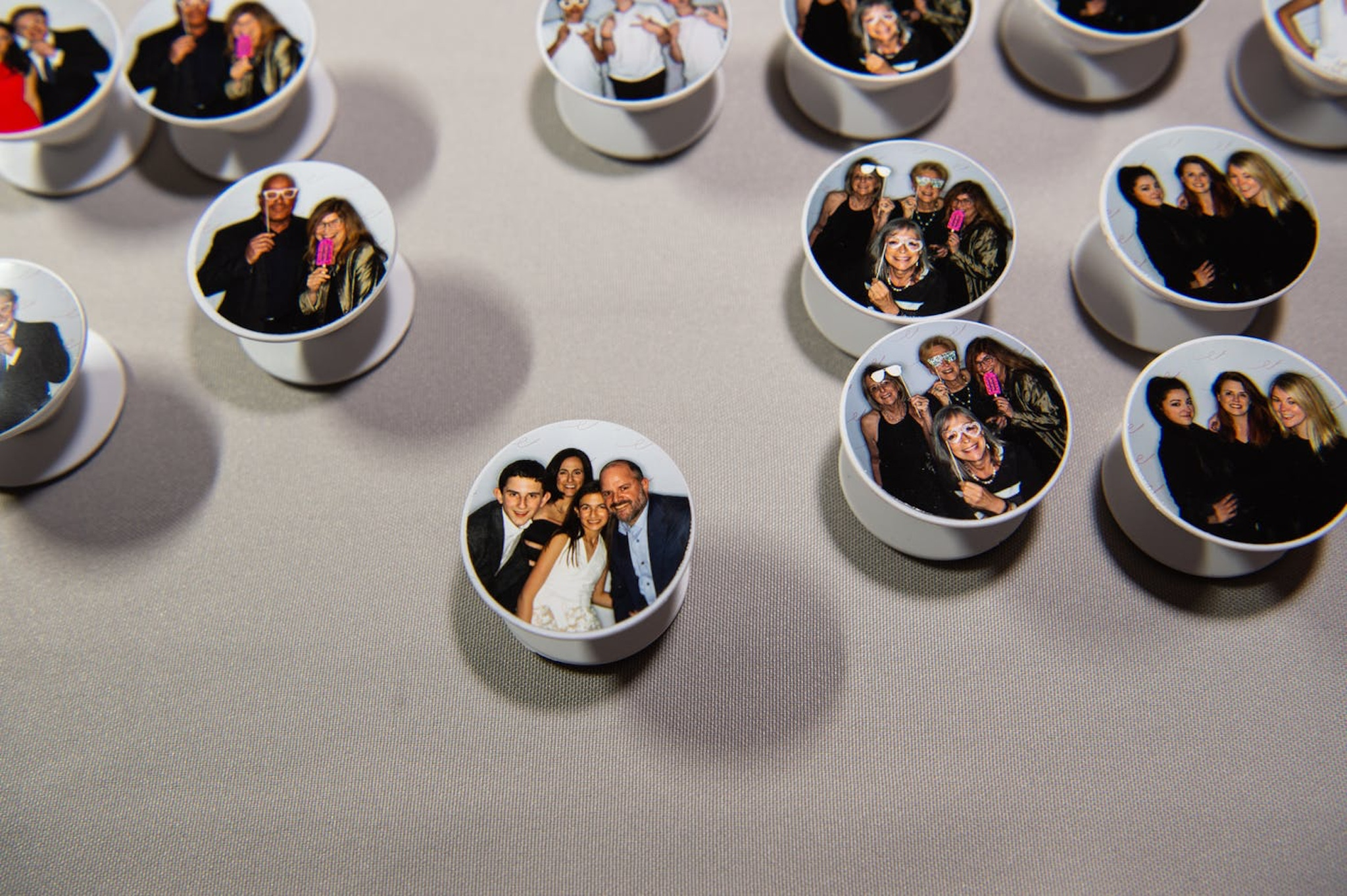photo booth print outs
