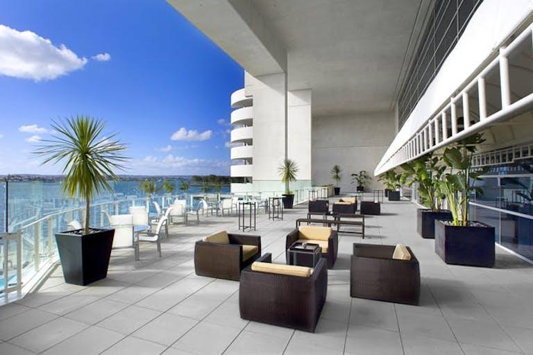 Hilton San Diego Bayfront Terrace for San Diego Bachelorette Party | PartySlate
