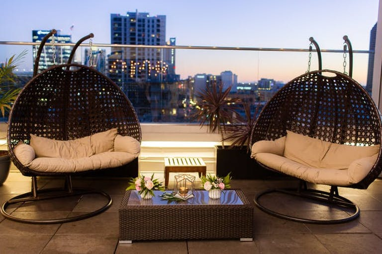 Rooftop at Andaz San Diego | PartySlate