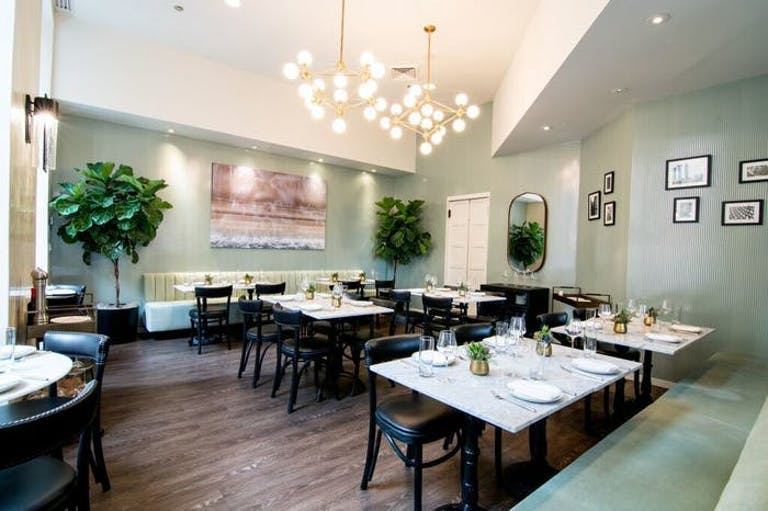 Spiaggia Restaurant and Lounge Baby Shower Venue in Chicago, IL