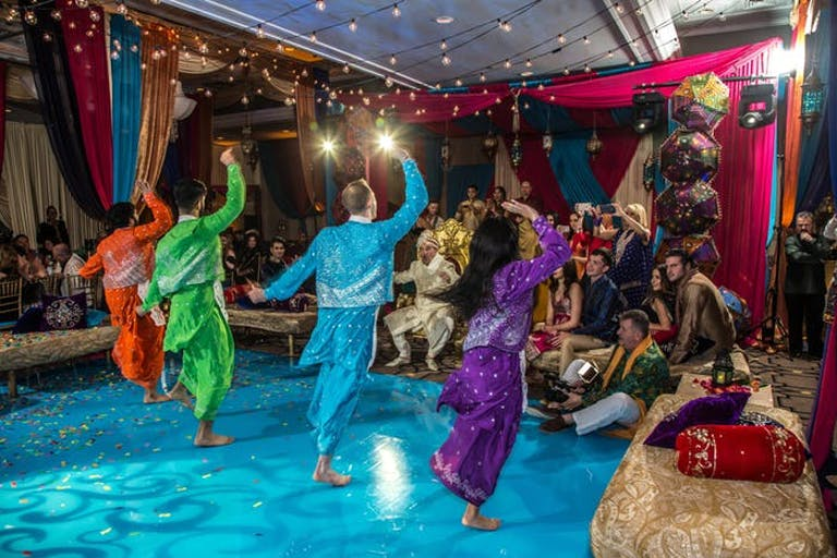 Bollywood Themed Birthday Party Performance | PartySlate