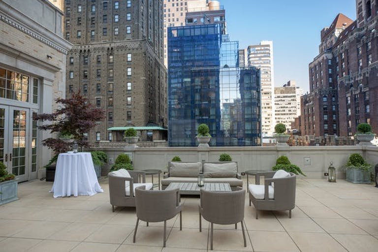 New York City Rooftop Lounge | PartySlate
