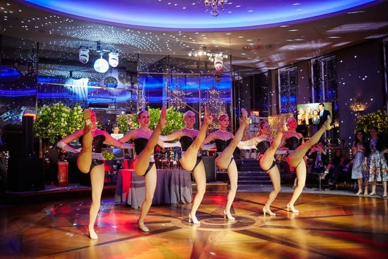 Rockette Dancer Performance at Rainbow Room in New York | PartySlate