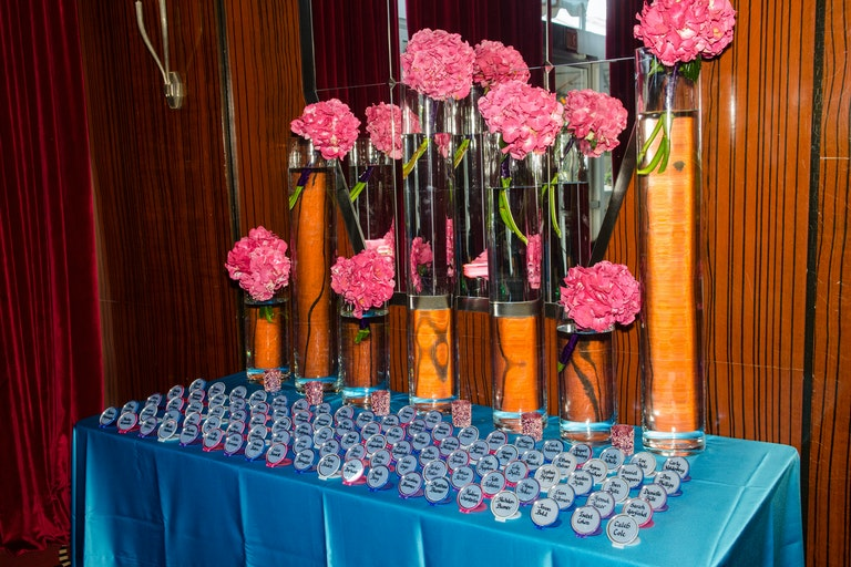 BE Dazzled Bat Mitzvah at Gibsons Bar & Steakhouse, Chicago in Chicago, IL
