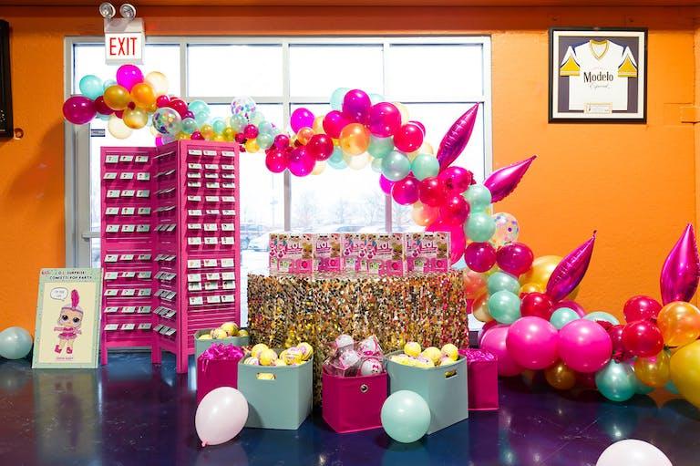 L.O.L. Surprise Doll Confetti Pop Party Chicago