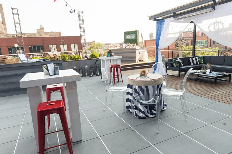 Rooftop & Penthouse at Morgan's on Fulton | PartySlate