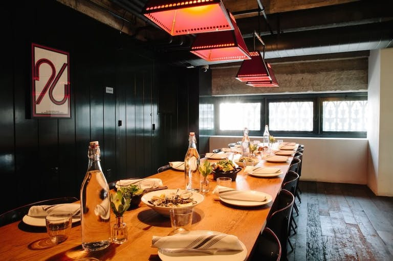 The Mezzanine at Ace Hotel Downtown LA, a Birthday Dinner Spot in Los Angeles   PartySlate
