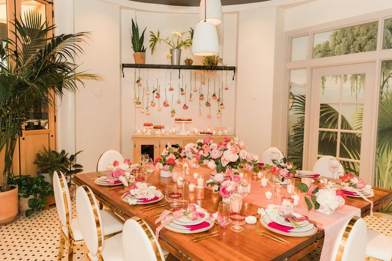 Intimate Private Party at Fairmont Miramar Hotel & Bungalows   PartySlate